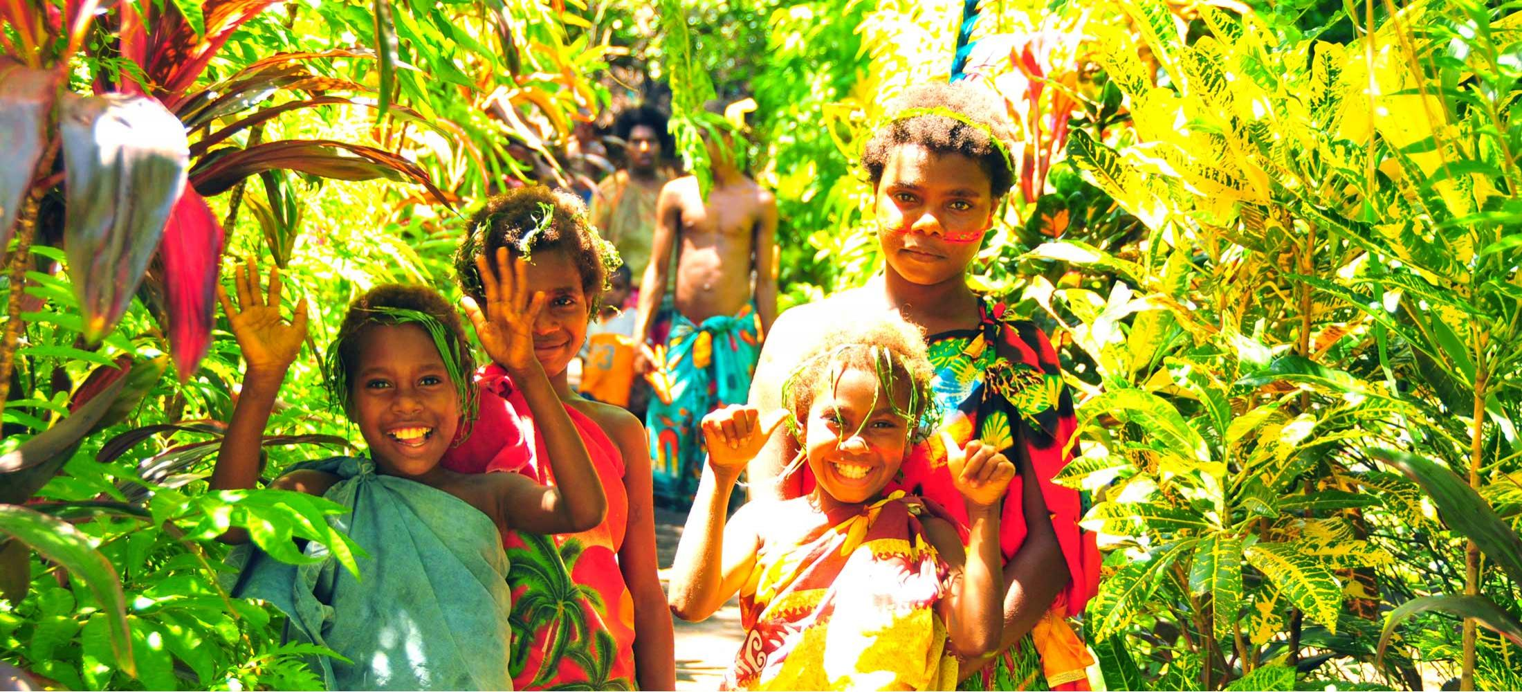 South Pacific Tours Vanuatu - Man tanna